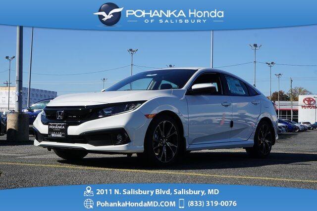 2021 Honda Civic Sport Salisbury MD