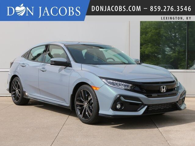 2021 Honda Civic Sport Touring Lexington KY