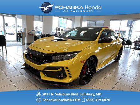 2021_Honda_Civic Type R_Limited Edition #406 OF 600_ Salisbury MD