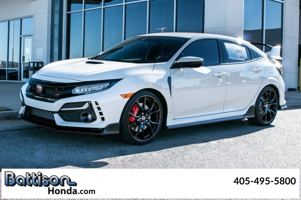 2021_Honda_Civic Type R_Touring_ Oklahoma City OK