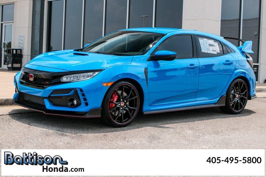 2021_Honda_Civic Type R_Touring_ Oklahoma City OK