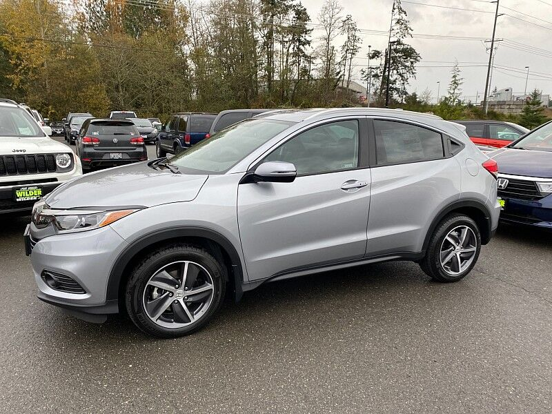 2021 Honda HR-V EX AWD CVT Port Angeles WA