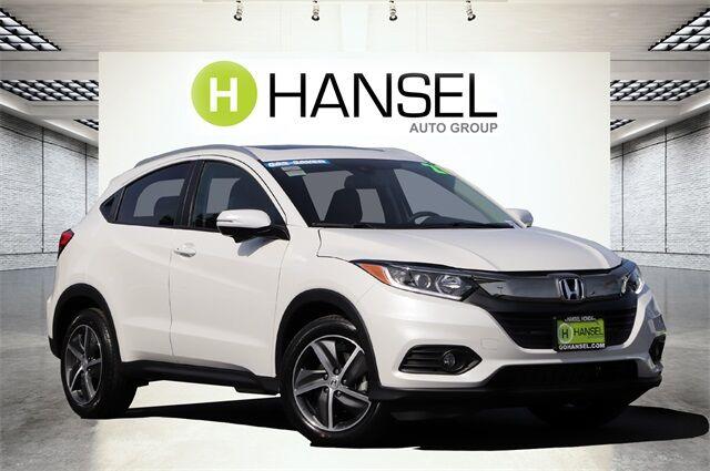 2021 Honda HR-V EX-L Santa Rosa CA