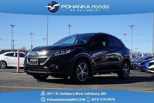 2021_Honda_HR-V_EX_ Salisbury MD