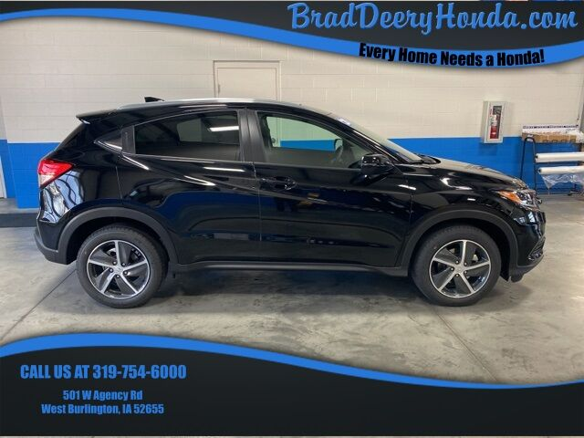 2021 Honda HR-V EX West Burlington IA