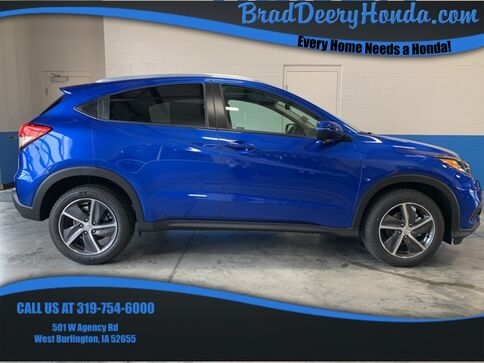2021_Honda_HR-V_EX_ West Burlington IA