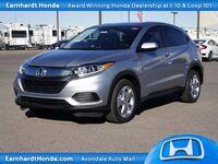 Honda HR-V LX 2WD CVT 2021