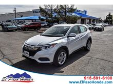 2021_Honda_HR-V_LX 2WD CVT_ El Paso TX