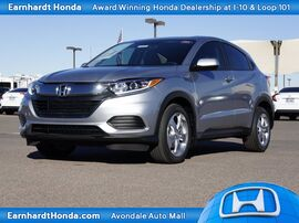 2021_Honda_HR-V_LX 2WD CVT_ Phoenix AZ