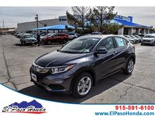 2021_Honda_HR-V_LX AWD CVT_ El Paso TX