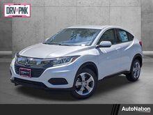 2021_Honda_HR-V_LX_ Roseville CA