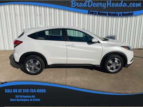 2021_Honda_HR-V_LX_ West Burlington IA