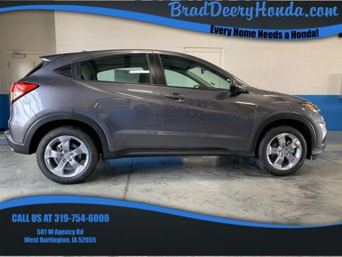 2021_Honda_HR-V_LX_ West Burlington IA