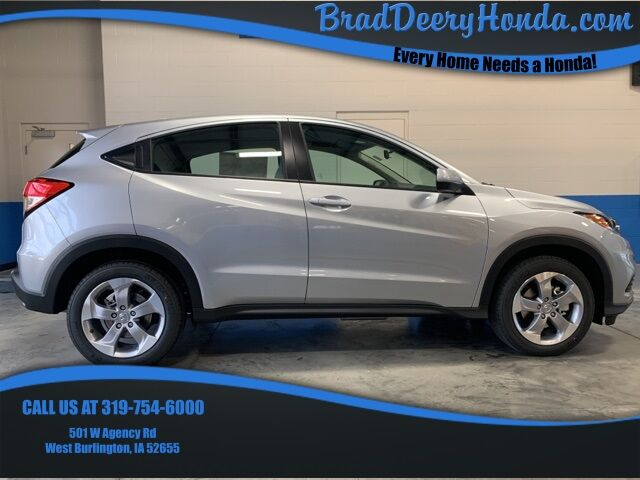 2021 Honda HR-V LX West Burlington IA