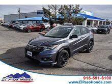 2021_Honda_HR-V_SPORT 2WD CVT_ El Paso TX
