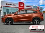 2021 Honda HR-V Sport  - Sunroof -  Heated Seats - $238 B/W