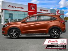 2021_Honda_HR-V_Sport  - Sunroof -  Heated Seats - $238 B/W_ Clarenville NL