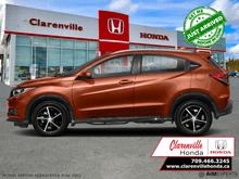 2021_Honda_HR-V_Sport  - Sunroof -  Heated Seats_ Clarenville NL