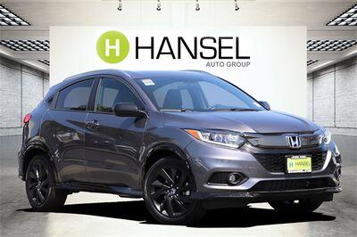 2021_Honda_HR-V_Sport_ Santa Rosa CA