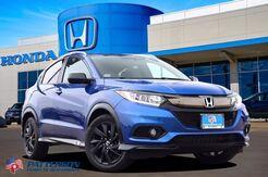 2021_Honda_HR-V_Sport_ Wichita Falls TX