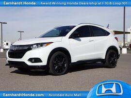 2021_Honda_HR-V_Sport 2WD CVT_ Phoenix AZ