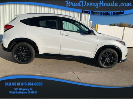 2021 Honda HR-V Sport West Burlington IA