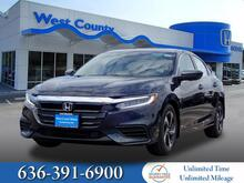 2021_Honda_Insight_EX CVT_ Ellisville MO