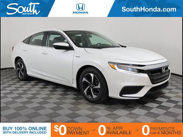 2021 Honda Insight EX Miami FL