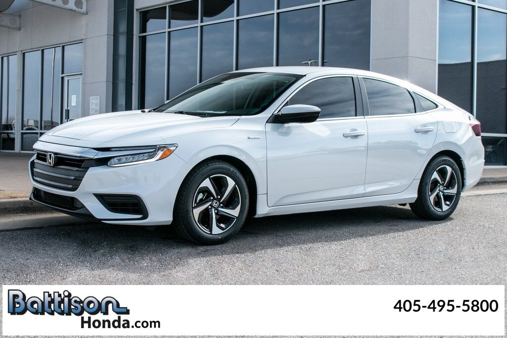 2021_Honda_Insight_EX_ Oklahoma City OK