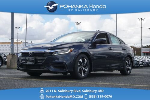 2021_Honda_Insight_EX_ Salisbury MD