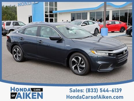 2021_Honda_Insight_EX_ Aiken SC