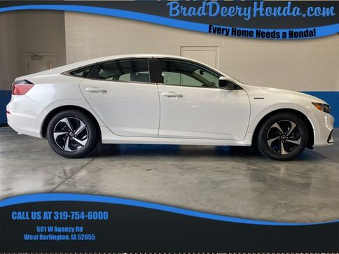 2021_Honda_Insight_EX_ West Burlington IA