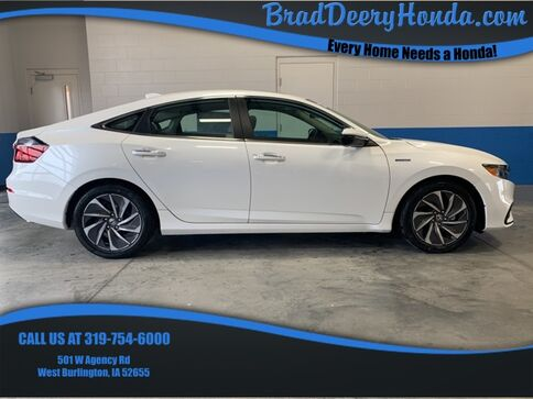 2021_Honda_Insight_Touring_ West Burlington IA