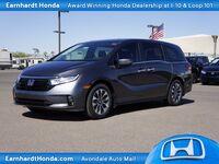 2021 Honda Odyssey EX-L Auto