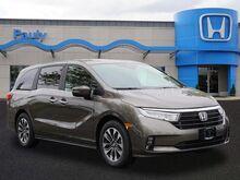 2021_Honda_Odyssey_EX-L_ Libertyville IL