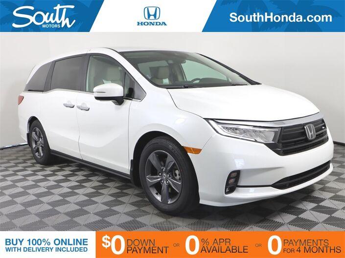 2021 Honda Odyssey EX Miami FL