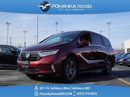 2021_Honda_Odyssey_EX_ Salisbury MD