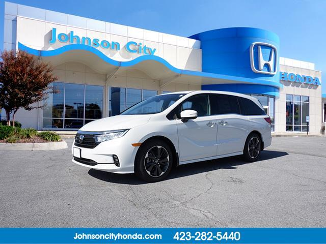 2021 Honda Odyssey Elite Johnson City TN