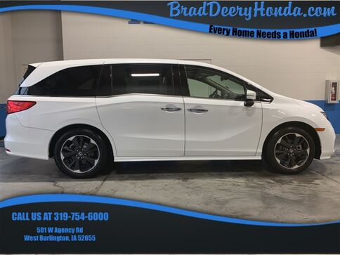 2021_Honda_Odyssey_Elite_ West Burlington IA