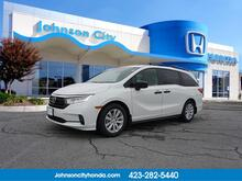 2021_Honda_Odyssey_LX_ Johnson City TN