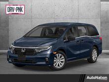 2021_Honda_Odyssey_LX_ Roseville CA