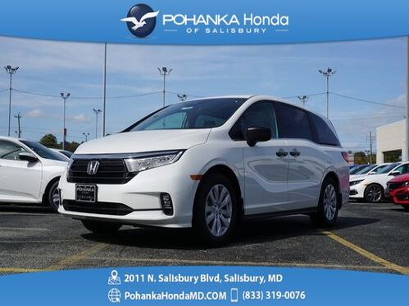 2021_Honda_Odyssey_LX_ Salisbury MD