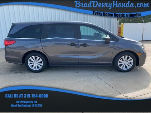 2021_Honda_Odyssey_LX_ West Burlington IA