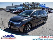 2021_Honda_Odyssey_TOURING AUTO_ El Paso TX