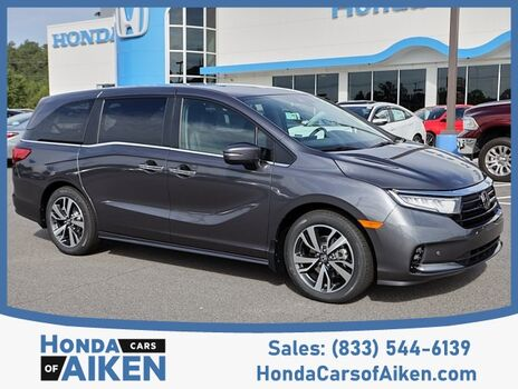 2021_Honda_Odyssey_Touring_ Aiken SC