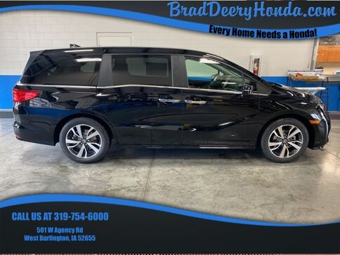 2021_Honda_Odyssey_Touring_ West Burlington IA