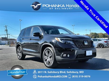 2021_Honda_Passport_EX-L AWD ** Honda True Certified 7 Year / 100,000  **_ Salisbury MD