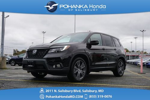 2021_Honda_Passport_EX-L_ Salisbury MD