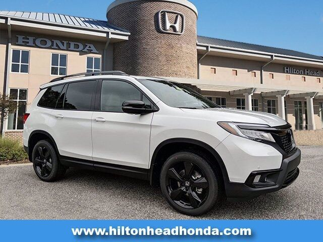 2021 Honda Passport Elite Bluffton SC