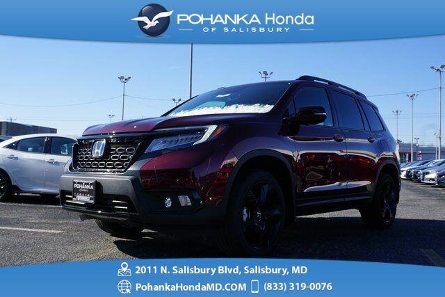 2021 Honda Passport Elite Salisbury MD